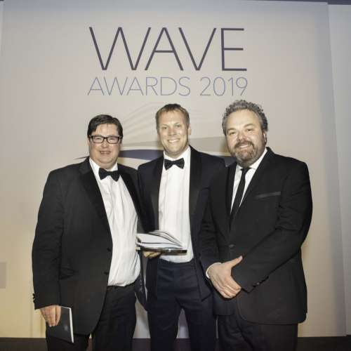 The Wave Awards 2019